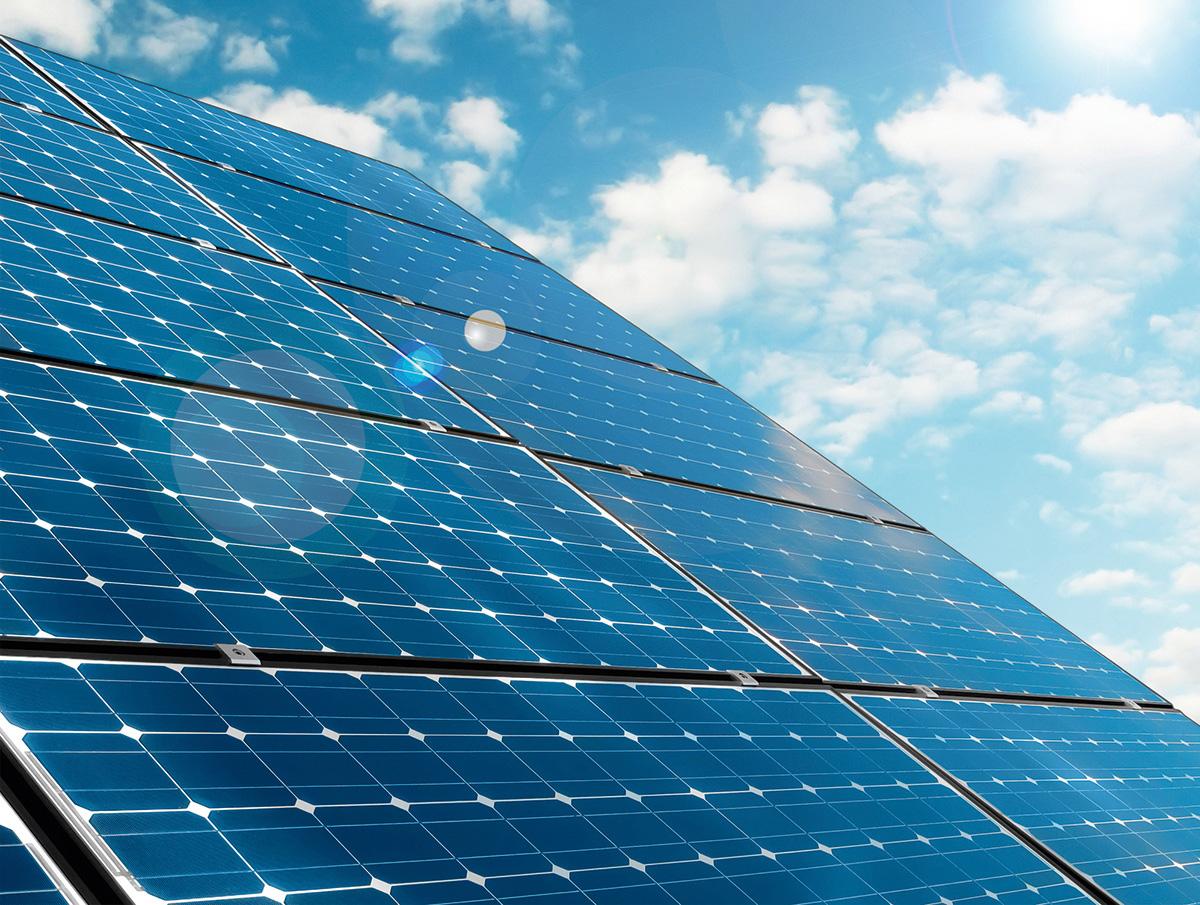 Abbildung Solarpanel