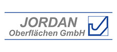 Logo Jordan Oberflächen GmbH - Lackieranlage Automobil