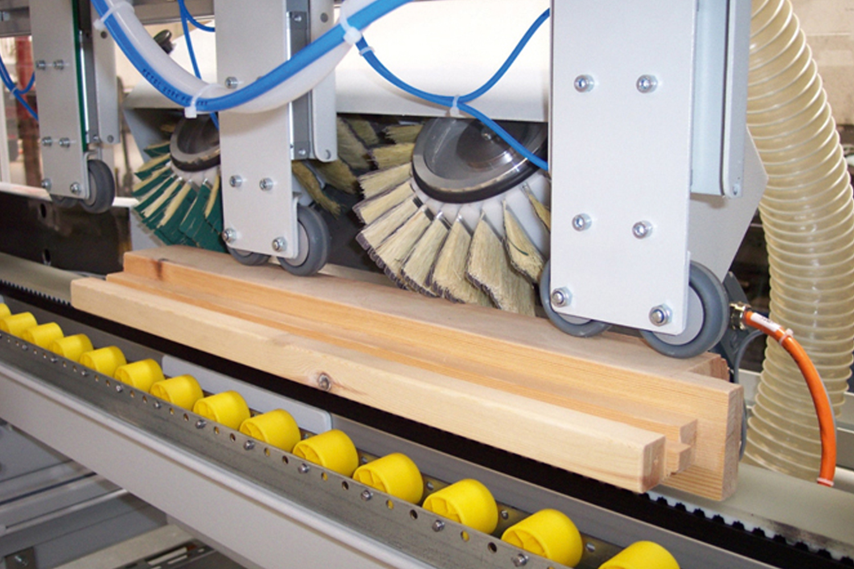 Ven Brush - sanding and smoothing machine