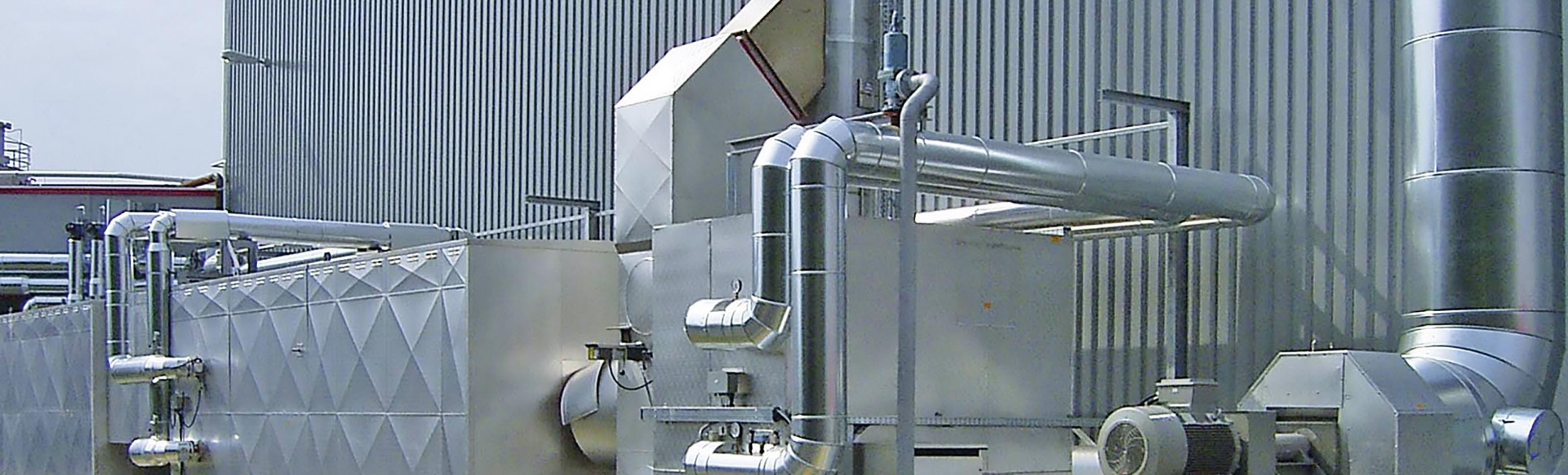 Thermische Verbrennungsanlage