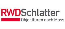 Logo RWD Schlatter - Lackieranlage Türen