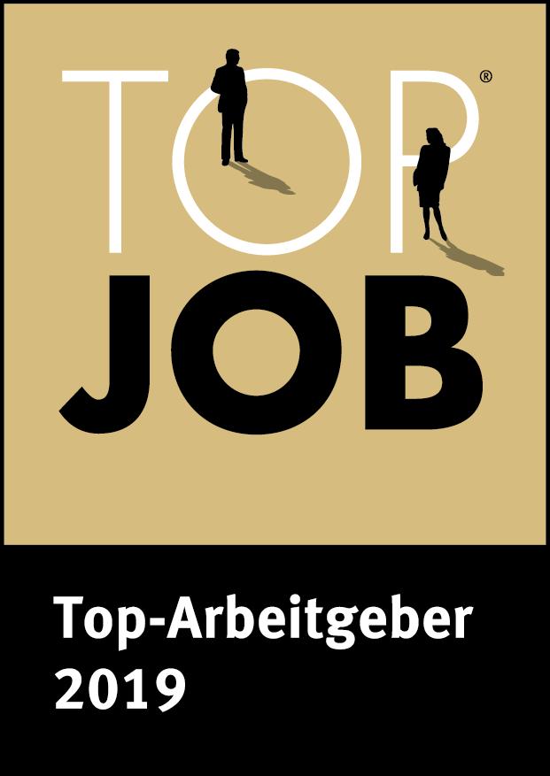 Top Job 2019 Logo
