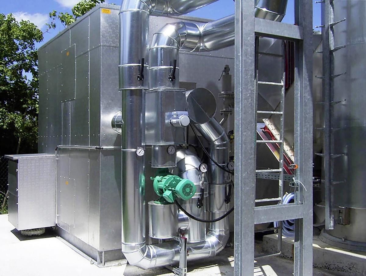 Ven Clean Air Energierückgewinnung