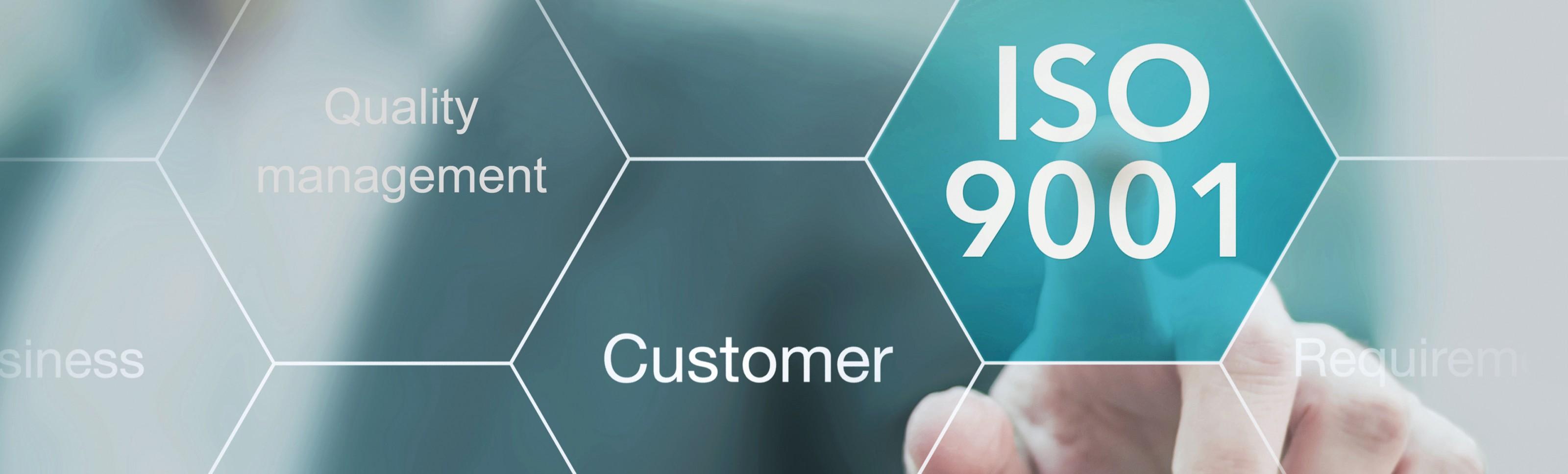 Venjakob DIN ISO9001