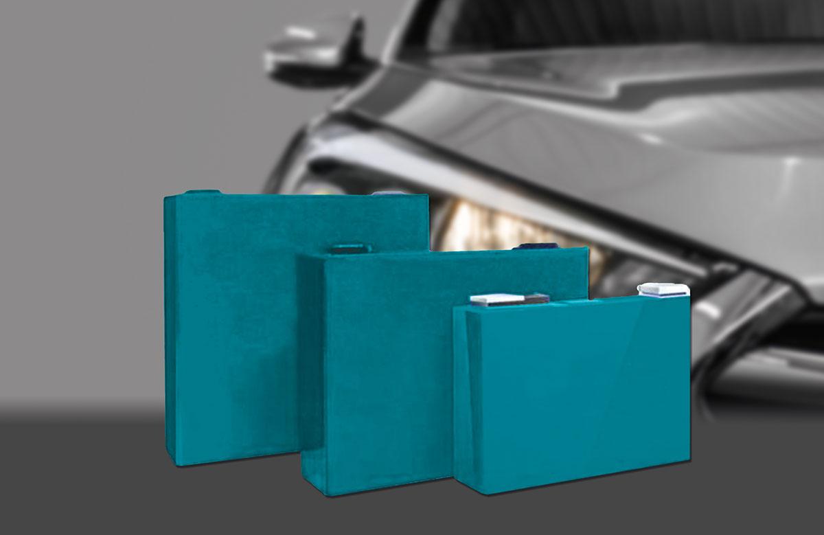 Batteriezellenbeschichtung