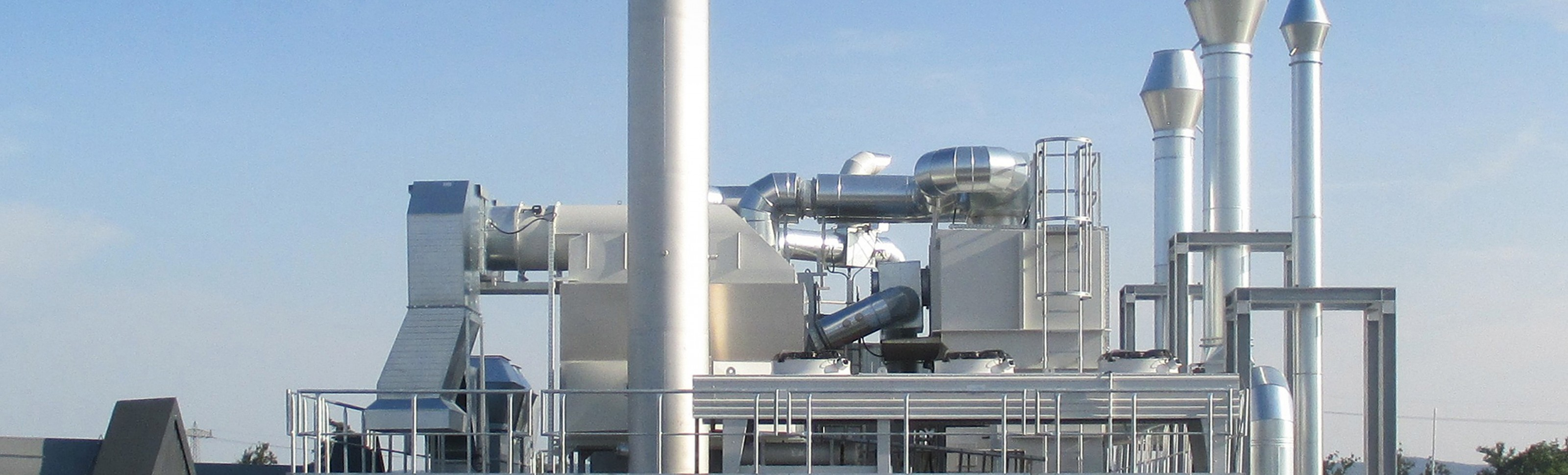 energy recovery plant