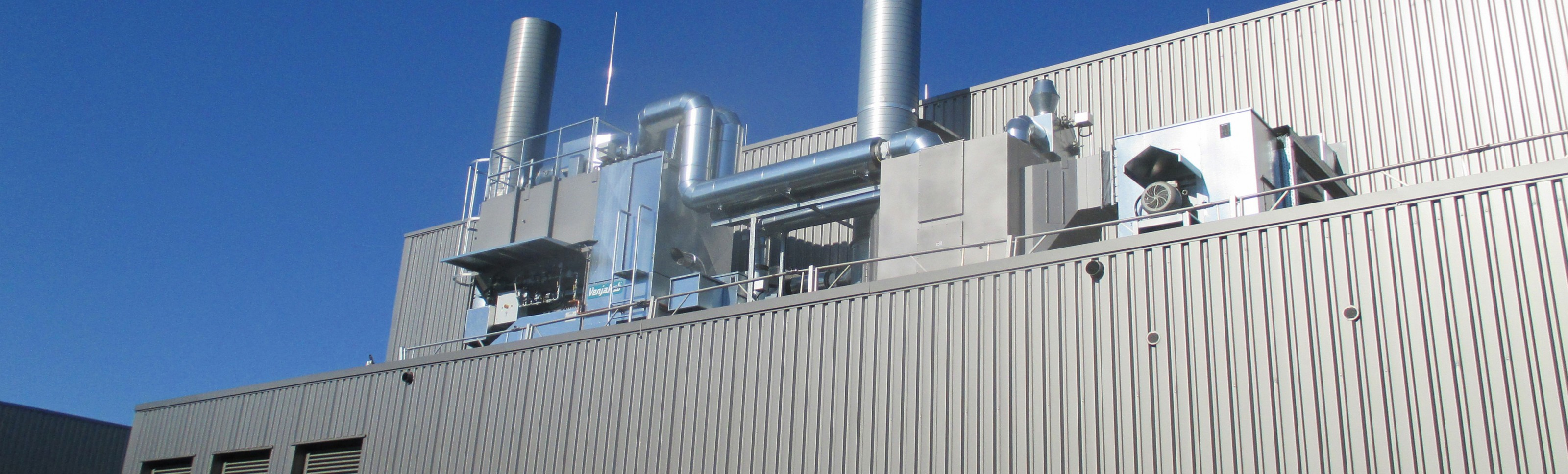 adsorption plant