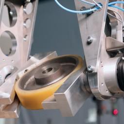 Handlingsystem Handhabungsroboter
