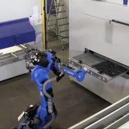 Beschickungsroboter