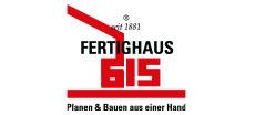 Logo Fertighaus Weiss - Lackieranlage Bauelemente