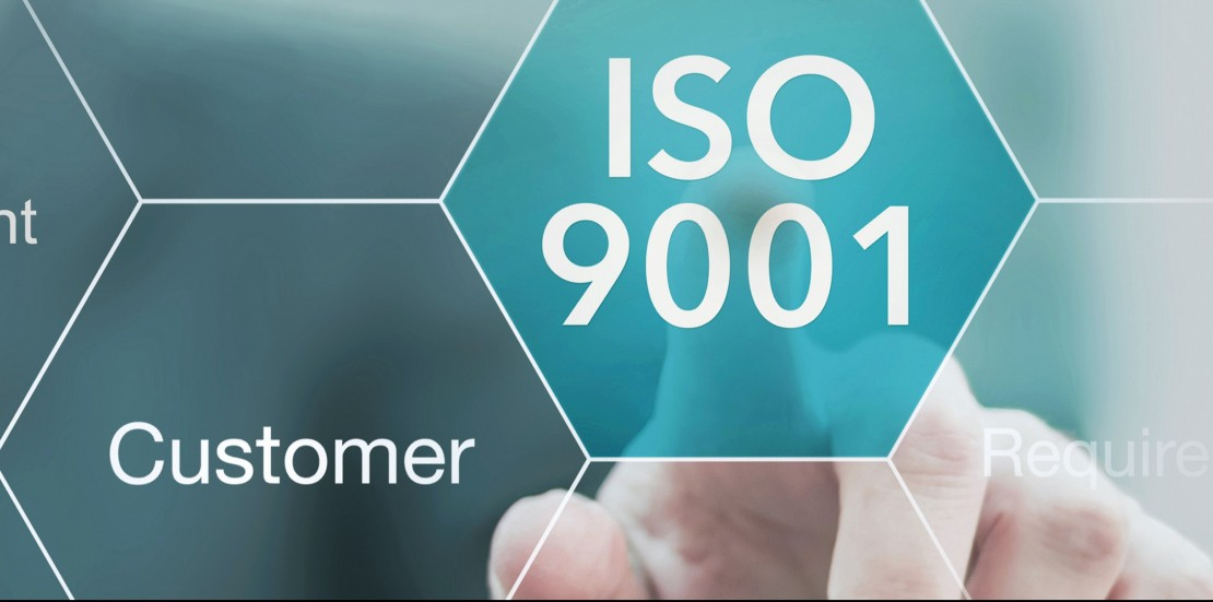 DIN ISO 9001 Logo