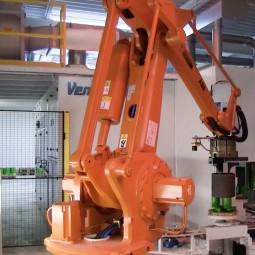 Handlingsroboter